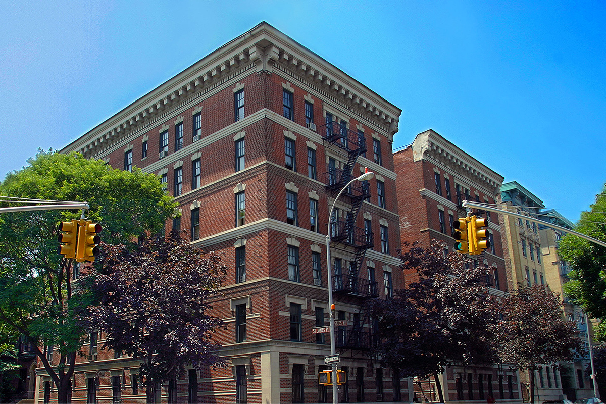 A photo of 92 Gates Avenue building in Brooklyn, NY