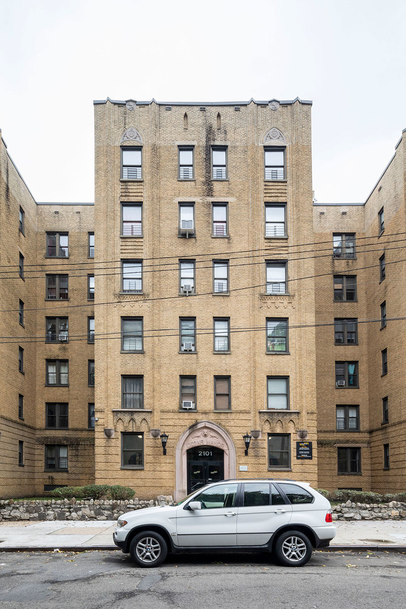 Mr. Roberson considered a one-bedroom in a six-story building in University Heights, but it lacked outdoor space and was closer to the Metro-North train than the subway.