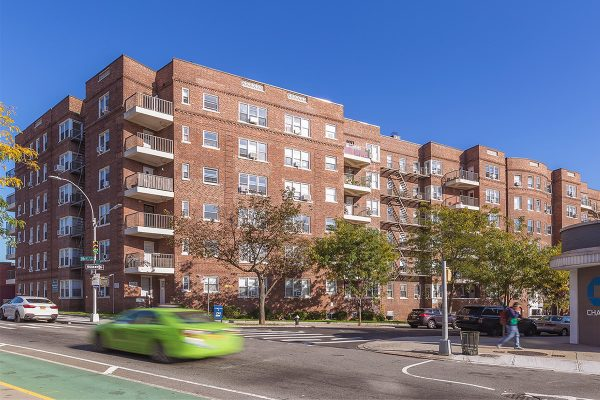 A photo of 105-05 69th Avenue building in Forest Hills, Queens, New York