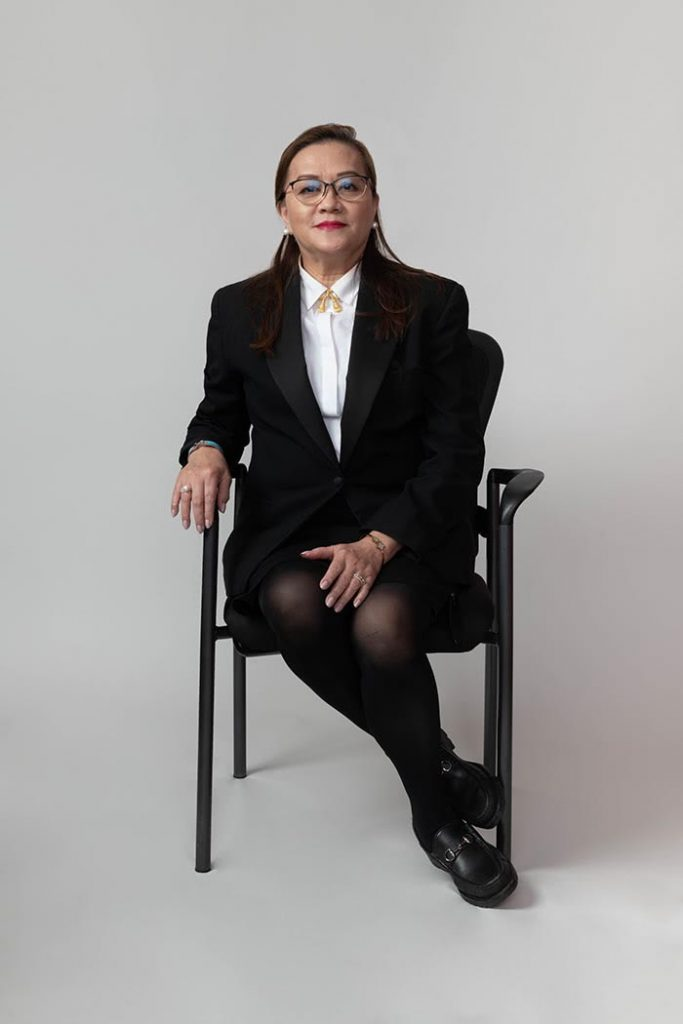 A photo of Ellen Grace Flores, Legal Specialist at Nelson Management Group