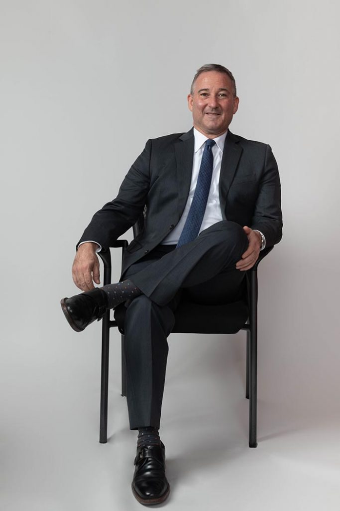 A photo of Jeff Zomback, Chief Financial Officer at Nelson Management Group