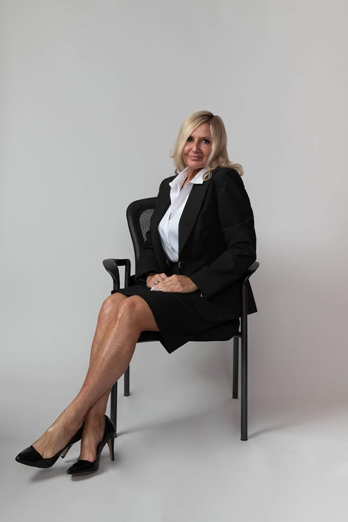 A photo of Nancy Marzano, Senior Leasing Manager at Nelson Management Group