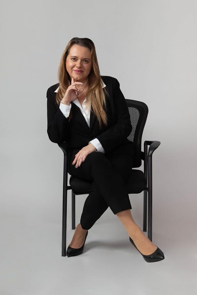 A photo of Natalia Gerber, Property Manager at Nelson Management Group