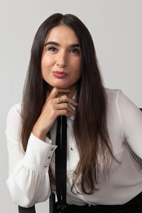 Ofeliya Agzamova
