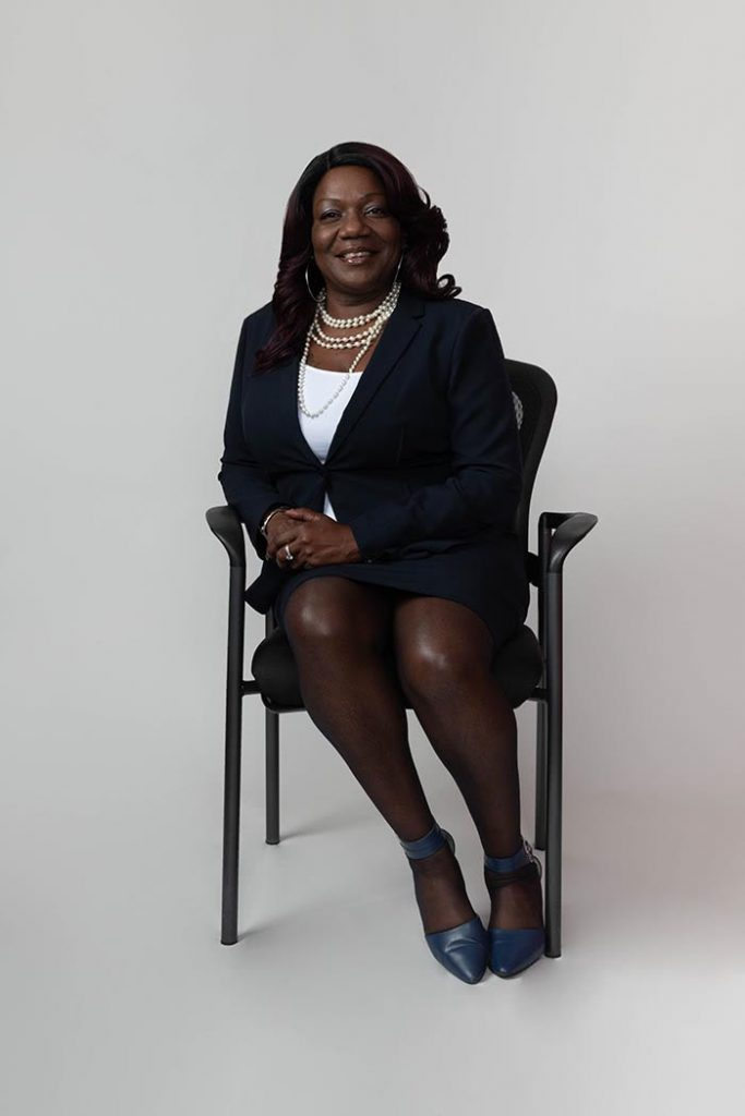 A photo of Pamela Seward, Financial Administrator Manager at Nelson Management Group