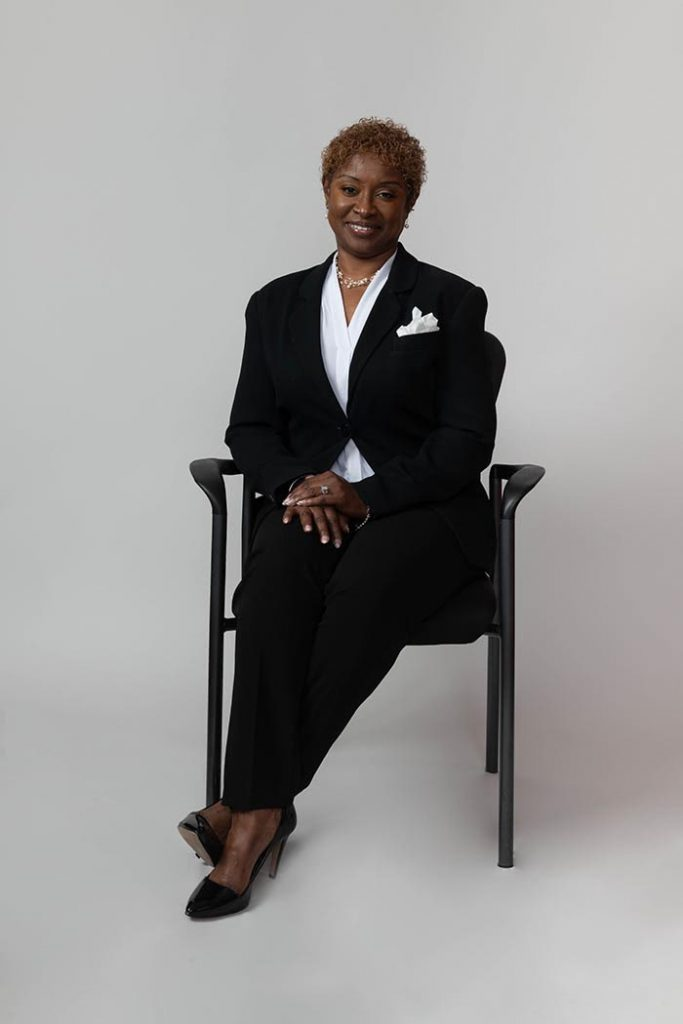 A photo of Patricia Yarborough, Executive Assistant and Assistant Property Manager at Nelson Management Group