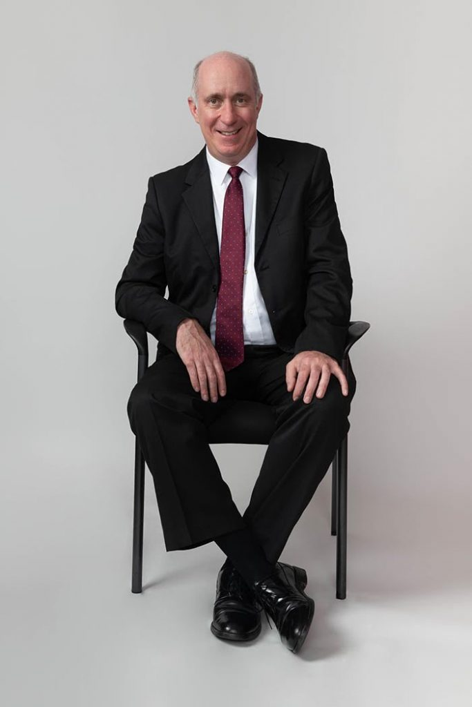 A photo of Paul Kahn, Director of Asset Management at Nelson Management Group