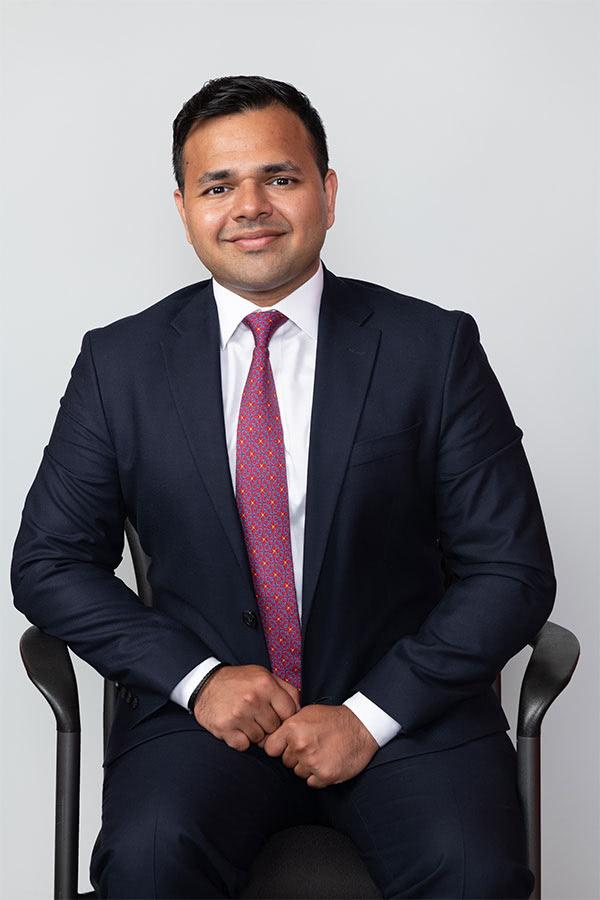 Saad Saghir, CFA