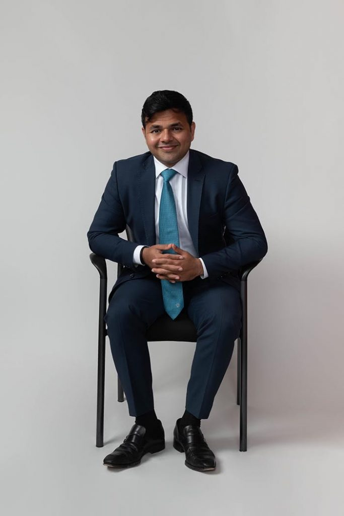 A photo of Saad Saghir, Associate, Acquisitions and Asset Management at Nelson Management Group