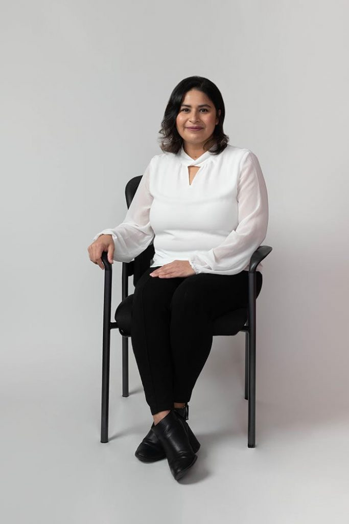 A photo of Stacey Molina, Leasing and Compliance Manager at Nelson Management Group